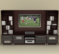 TV shelf MDT7