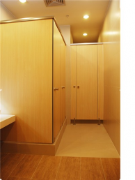 Toilet partition MDPT10
