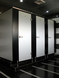 Toilet partition MDPT15